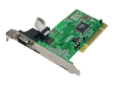 LogiLink PCI Interface Card Serial 1x - Serieller Adapter - PCI - RS-232