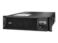 APC Smart-UPS SRT 5000VA RM - UPS (rack-mountable) - AC 230 V - 4500 Watt - 5000 VA - USB - output connectors: 12 - 3U - black