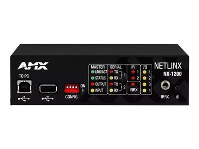 AMX NetLinx NX Integrated Controller NX-1200 Network management device