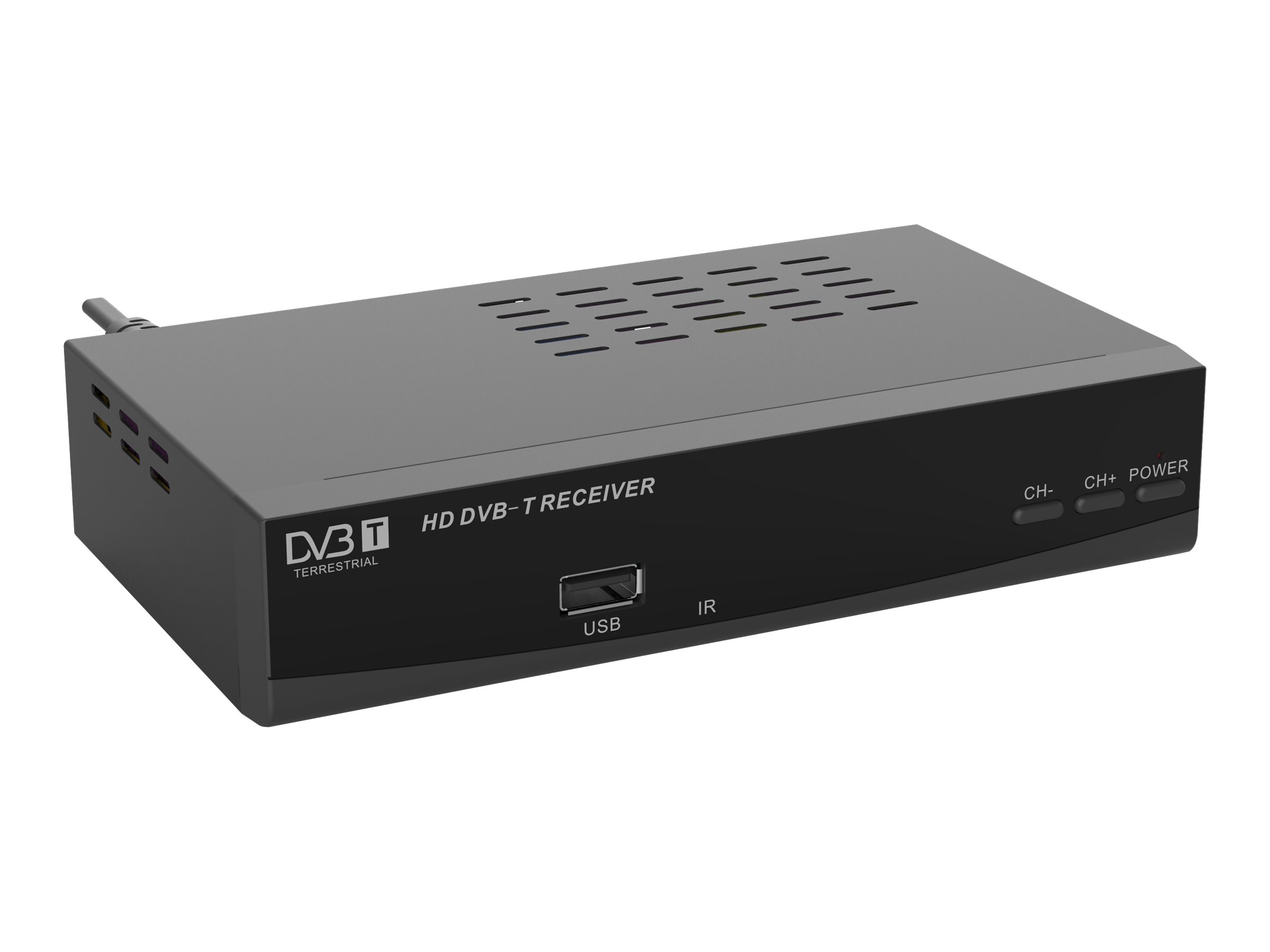 DENVER DTB-136H - DVB-Digital-TV-Tuner/Digital-Player