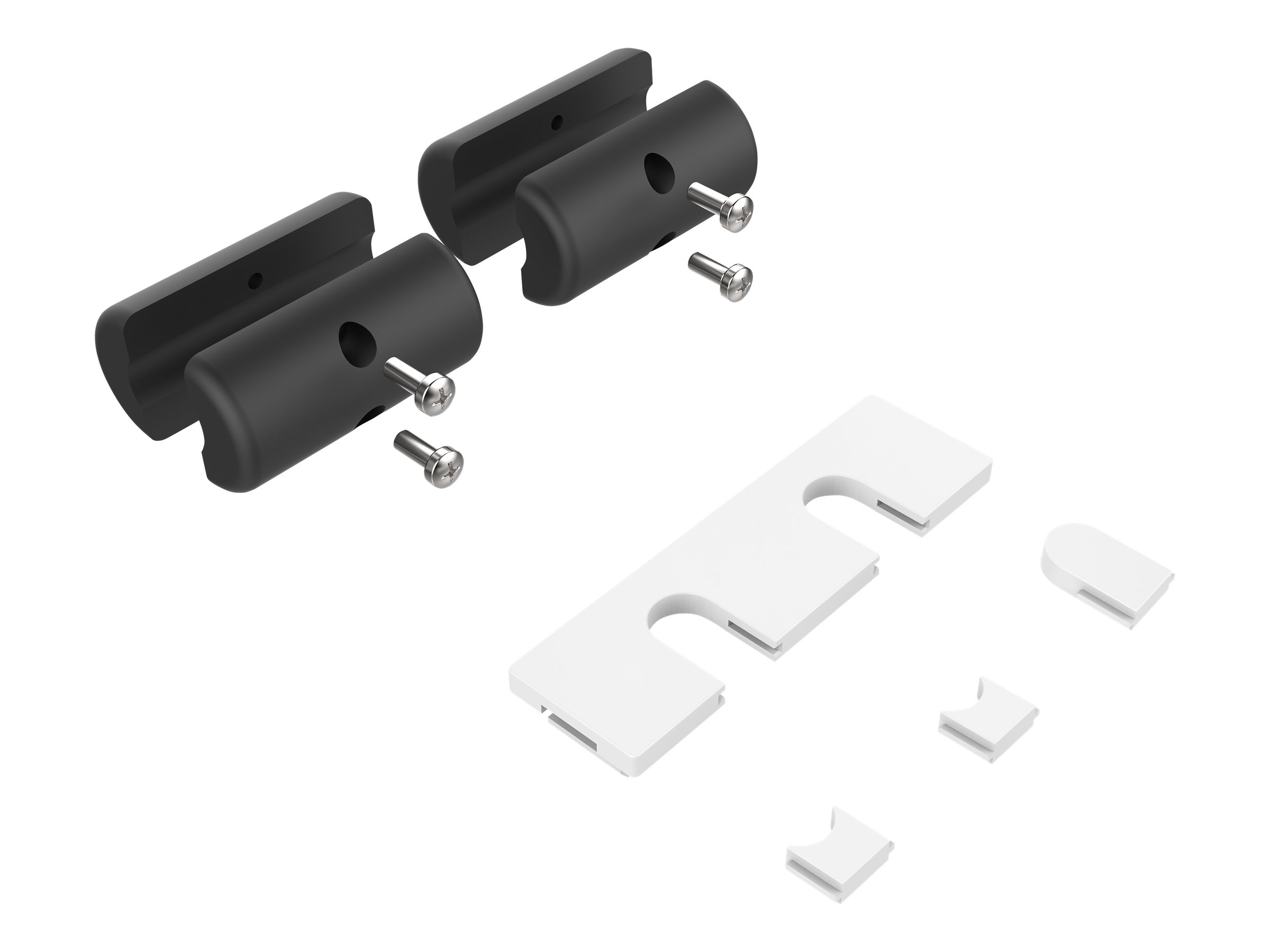 VISION TechConnect 2 Dual-Hole Module - Kabelklemmen-Kit