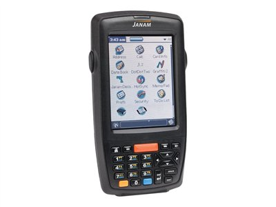 Janam XP30 Data collection terminal Palm OS 5.4.9 color TFT (240 x 320) barcode reader