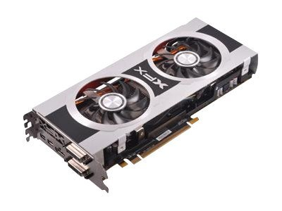 XFX Radeon HD 7870 - Black Edition - Grafikkarten - Radeon HD 7870 - 2