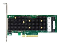 Lenovo ThinkSystem 810-4P NVMe Switch Adapter - Speicher-Controller
