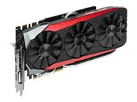 ASUS STRIX-GTX980TI-DC3OC-6GD5-GAMING Graphics card GF GTX 980 Ti 6 GB GDDR5 PCIe 3.0 x16