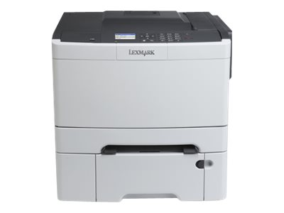 Lexmark CS410dtn Printer color Duplex laser A4/Legal 1200 dpi