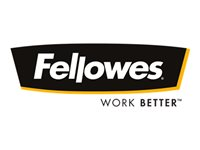 Fellowes 1.5 in 11 in 19 rings 340 sheets black 10 pcs. pl