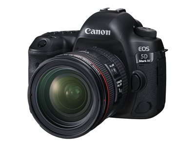 Canon EOS 5D Mark IV Digital camera SLR 30.4 MP Full Frame 4K / 30 fps