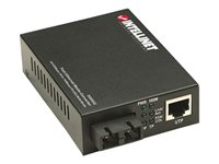 Intellinet Fast Ethernet Media Converter - Medienkonverter