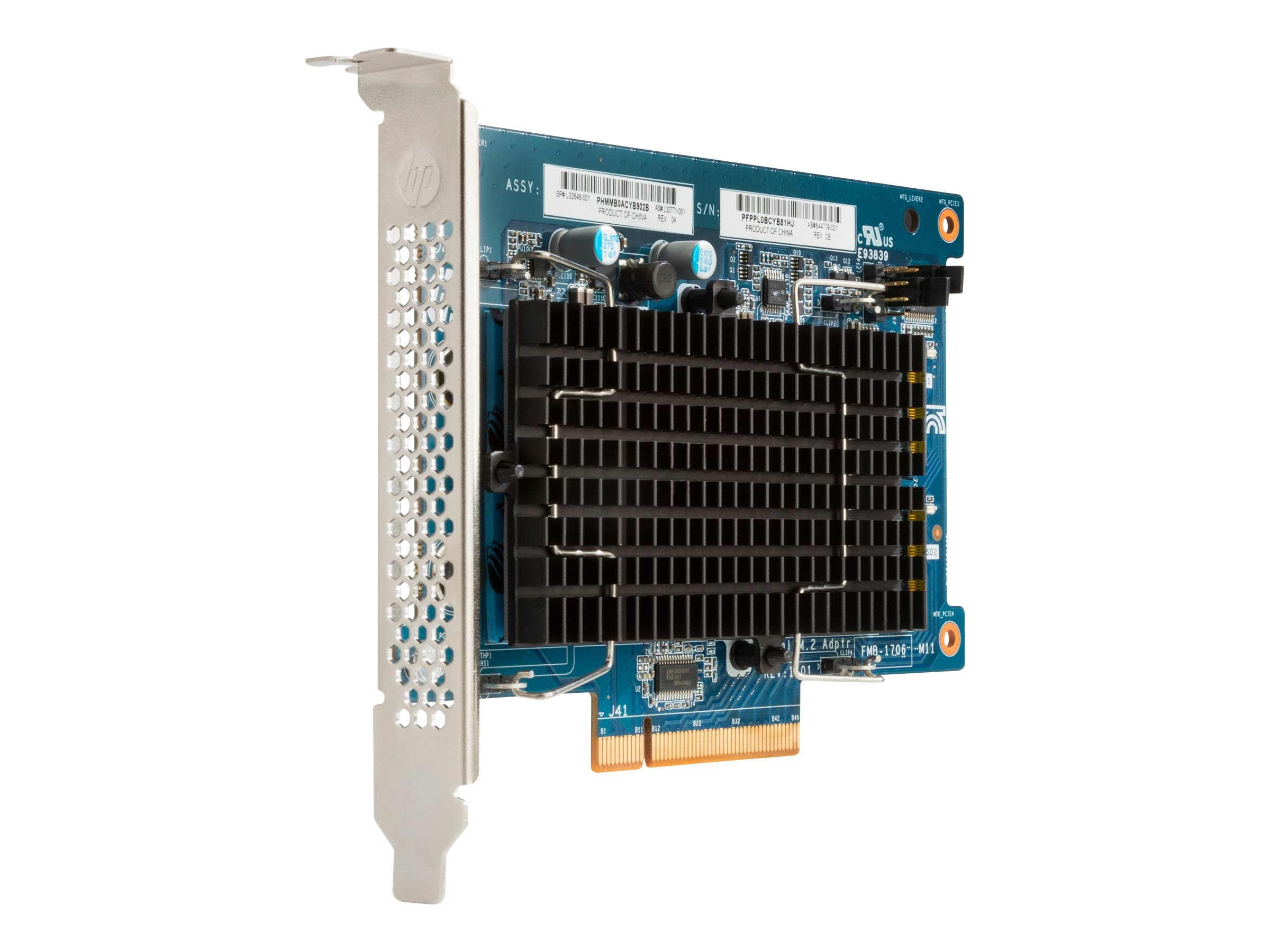 HP Z Turbo Drive Dual Pro - solid state drive - 512 GB -