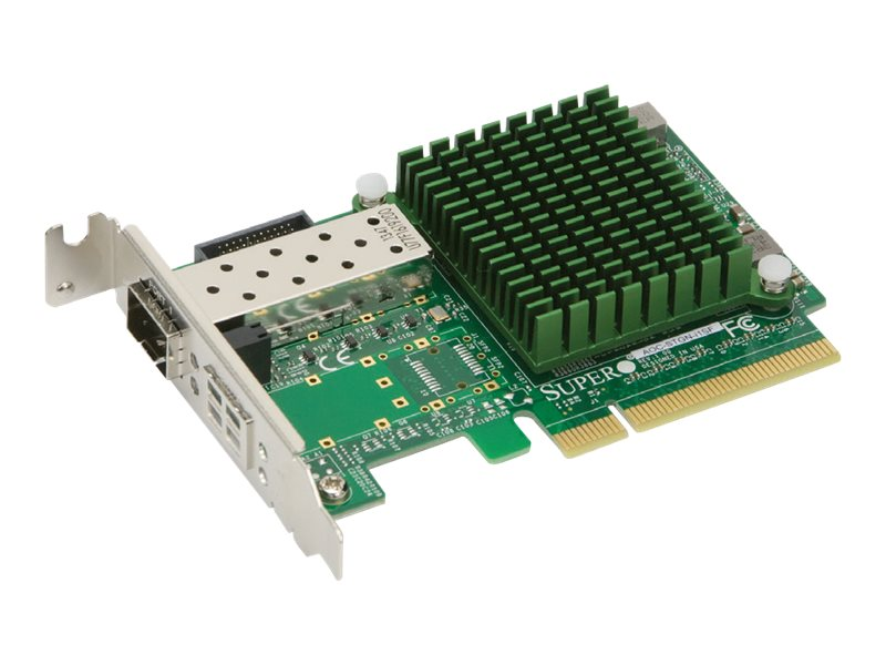 Supermicro Add-on Card AOC-STGN-I1SF - netwerkadapter