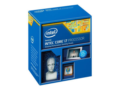 Intel Core i7 4790 / 3.6 GHz processor
