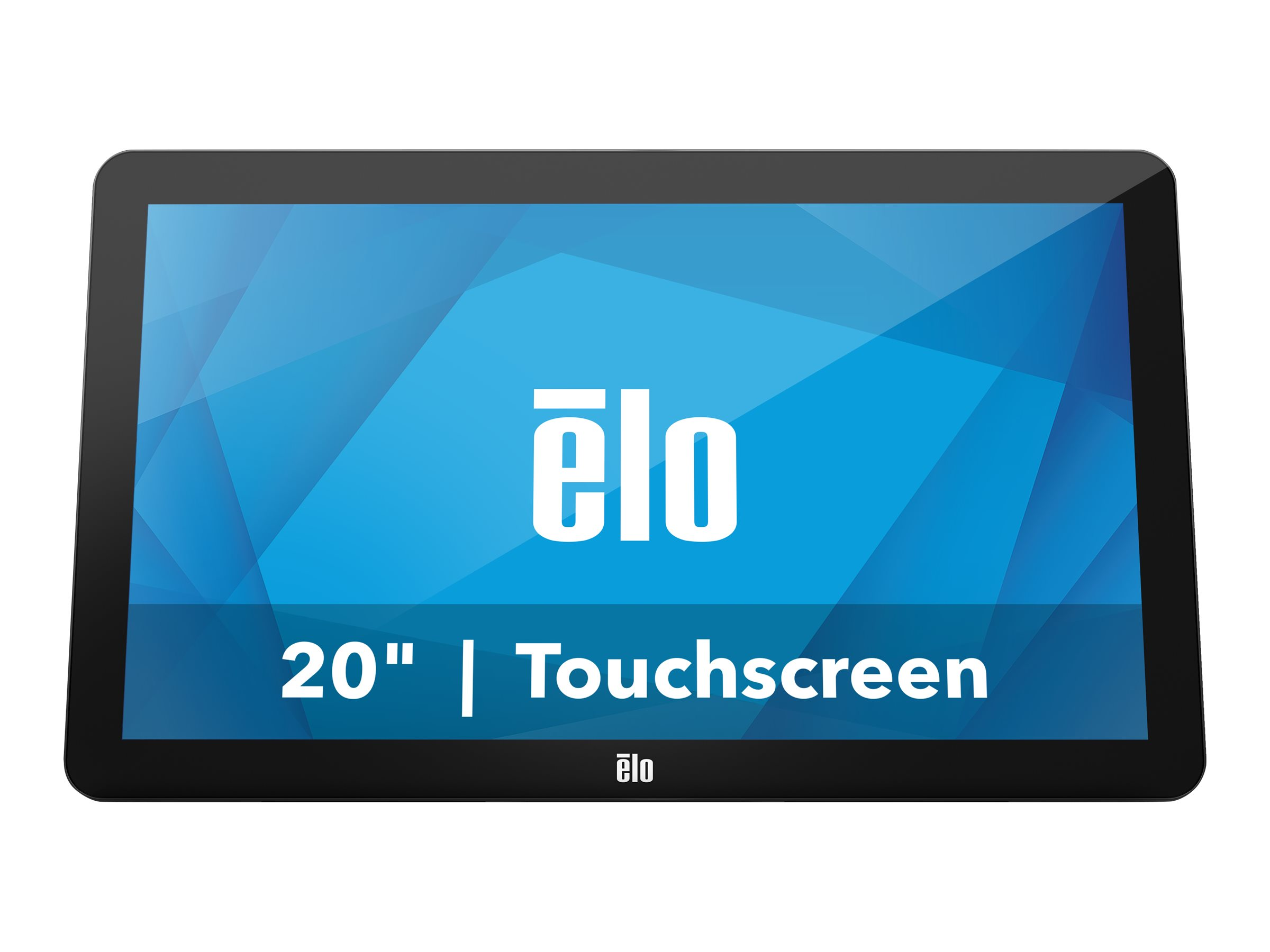 Elo 2002L, ohne Standfuß, 50,8cm (20 Zoll), Projected Capacitive, 10 TP, Full HD, schwarz