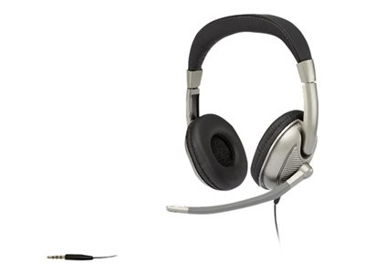 Cyber Acoustics AC 8002 Headset full size wired