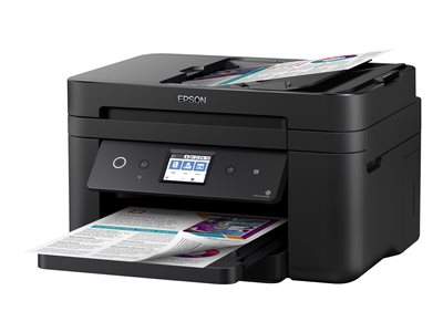 Epson WorkForce WF-2860DWF Blækprinter