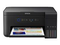 Epson EcoTank ET-2700 - Multifunction printer - colour - ink-jet - A4/Legal (media) - up to 33 ppm (printing) - 100 sheets - USB, Wi-Fi ** End-User Free 3 Years Extended Printer Warranty Worth £250 redeemable valid between 1st July 2019 until 31st December 2019 via www.epson.co.uk/printerwarranty or www.epson.ie/printerwarranty. Claims must be submitted within 30 days of purchasing the produc product **