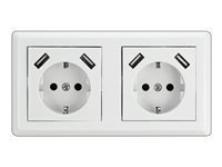Delock - Power socket-outlet