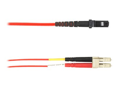 Black Box patch cable - 3 m - red
