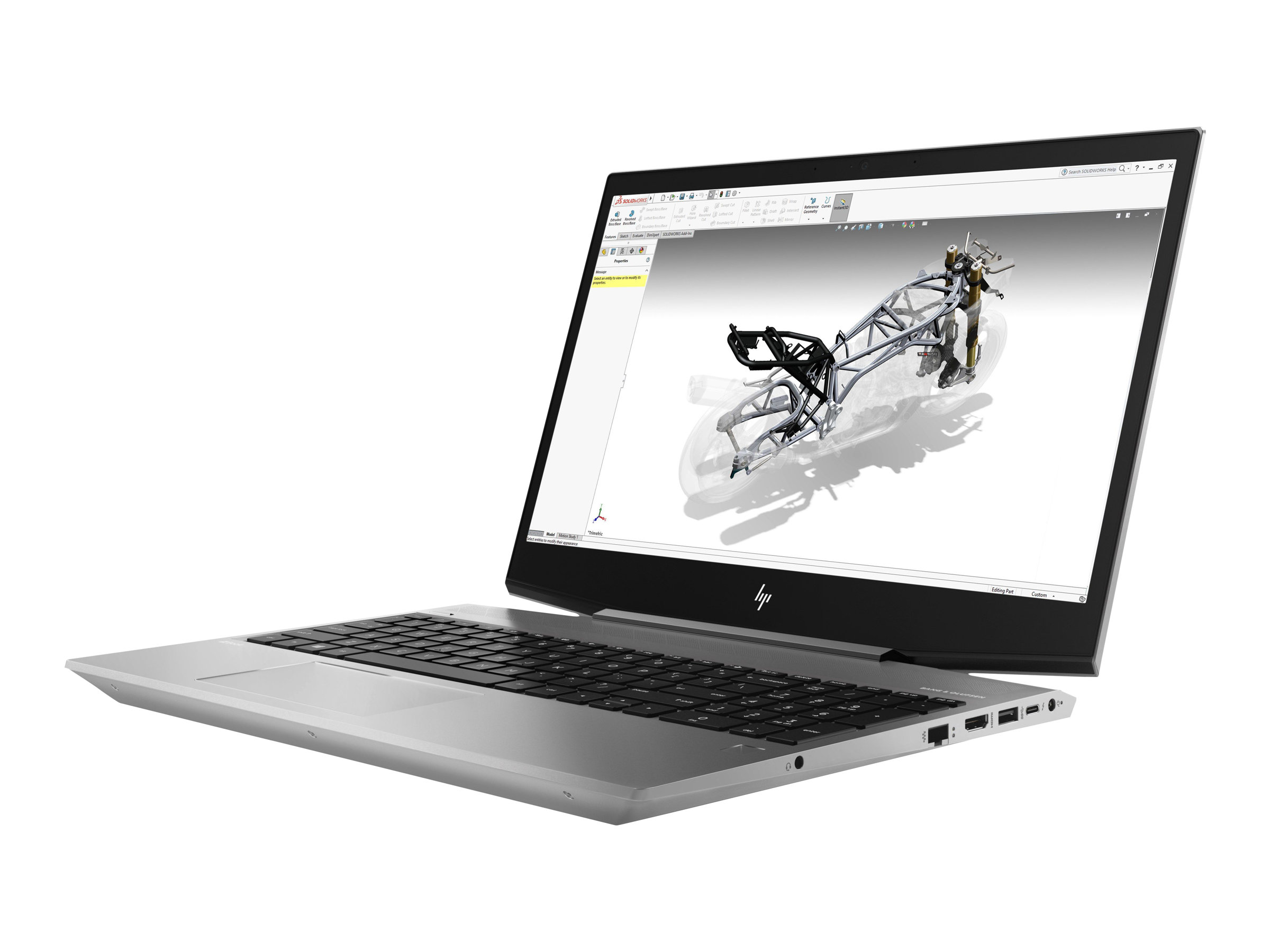 """HP ZBook 15v G5 Mobile Workstation - 15.6"""" - Core i5 8300H - 8 GB RAM - 1 TB HDD - US"""
