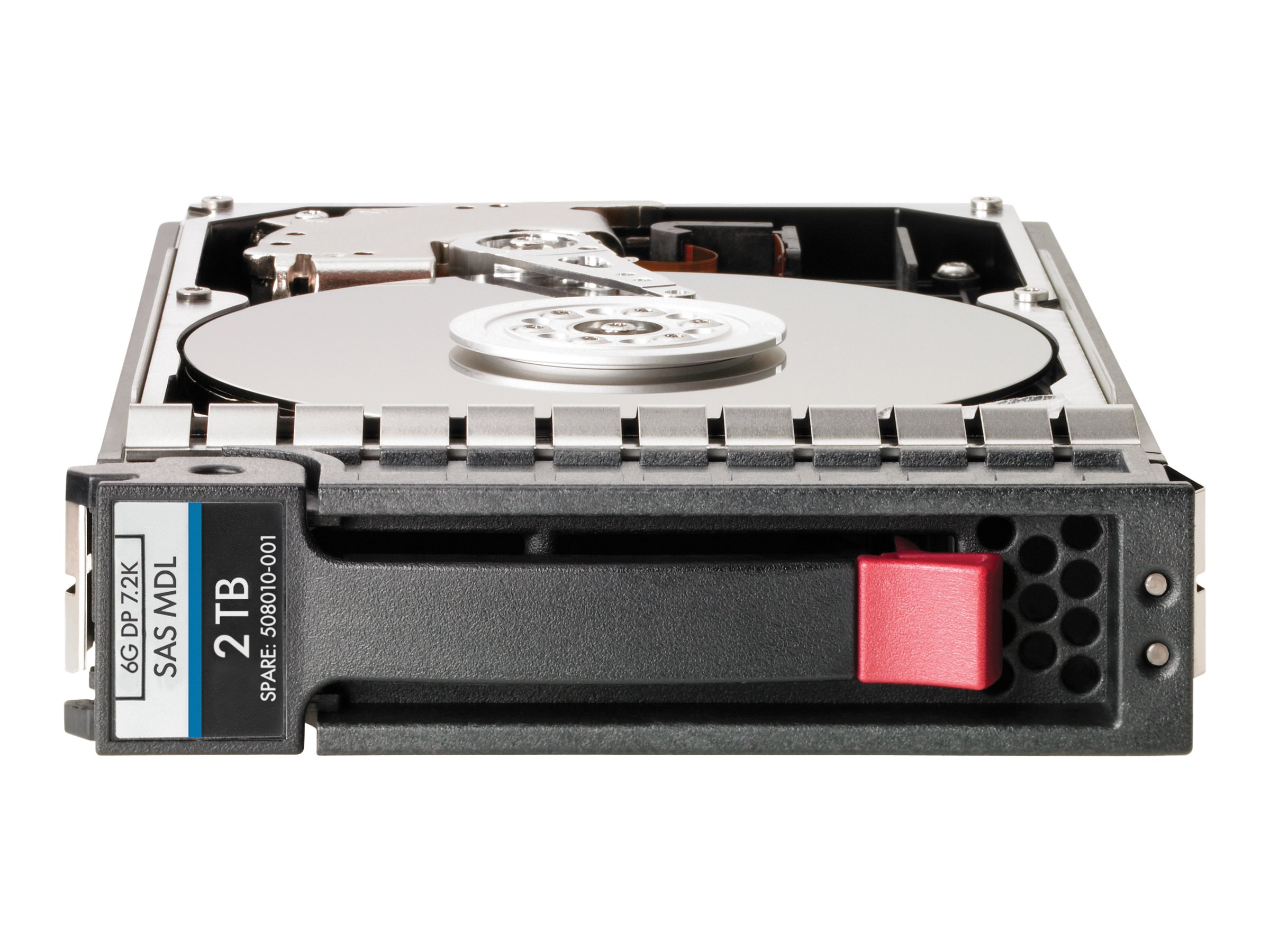 HPE Enterprise - hard drive - 2.4 TB - SAS 12Gb/s