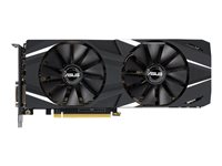 ASUS DUAL-RTX2060-A6G Advanced Edition graphics card GF RTX 2060 6 GB GDDR6