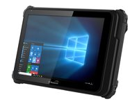 DT Research Rugged Tablet DT318CR Tablet Atom 1.44 GHz Win 10 Pro 4 GB RAM 128 GB SSD