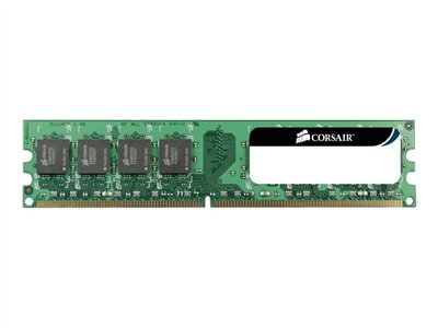 CORSAIR Value Select - DDR2 - 4 Go: 2 x 2 Go - DIMM 240 broches
