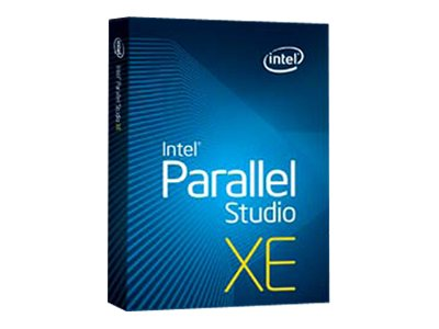 Intel Parallel Studio XE for Linux - license + 1 Year Support - 2 floating seats