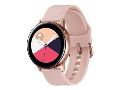 Samsung Galaxy Watch Active Pink Smart ur