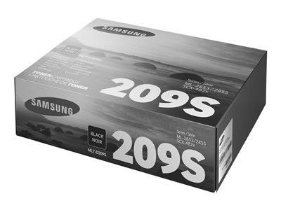 Samsung MLT-D209S Black original toner cartridge