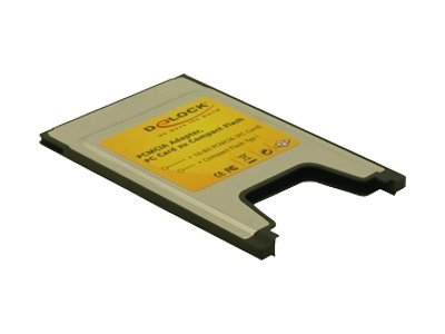 PCMCIA Card Reader for Compact Flash cards