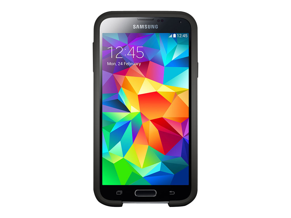 OtterBox Symmetry Series - Coque de protection- pour Samsung Galaxy S5 - noir