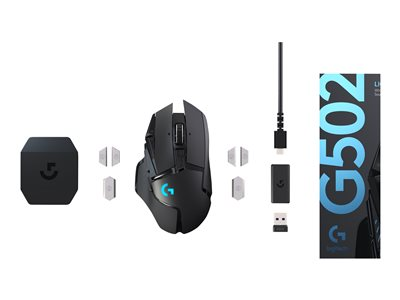 Product Logitech Wireless Gaming Mouse G502 Lightspeed Mouse