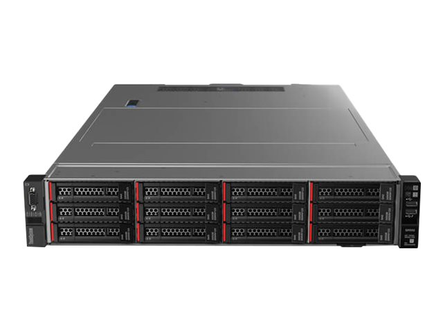 Lenovo ThinkSystem SR550 - rack-mountable - Xeon Silver 4114 2.2 GHz - 16 GB
