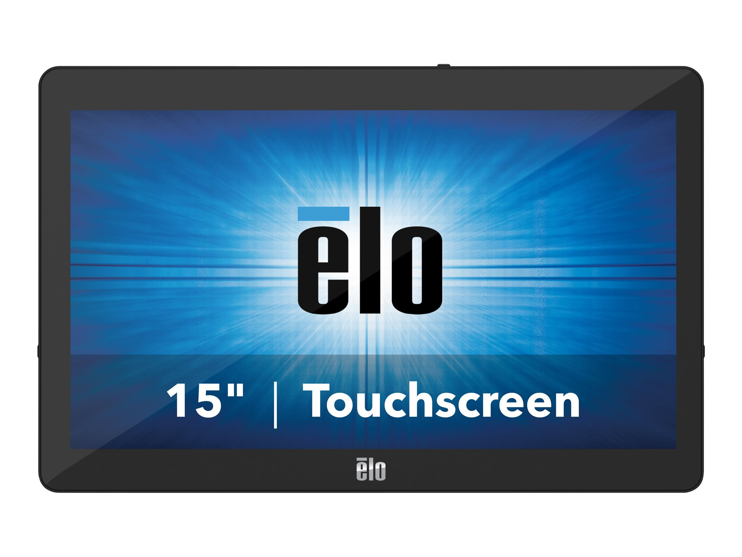 Elo EloPOS System, ohne Standfuß, 39,6cm (15,6 Zoll), Projected Capacitive, SSD