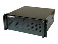 Black Box Radian Video Wall Processor Chassis 9-Slot Server rack-mountable
