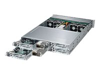 Supermicro SuperServer 6028TP-HC0TR - rack-mountable - no CPU - 0 GB