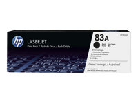 HP 83A Dual Pack - 2er-Pack