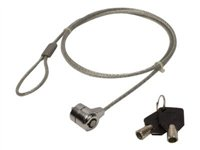 Syba Connectland Notebook Security Lock Notebook locking cable 3.3 ft