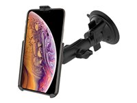 RAM Twist-Lock B size suction cup mount for cellular phone