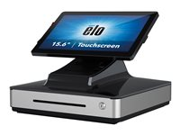 Elo PayPoint Plus All-in-one 1 x Core i5 8500T / 2.1 GHz RAM 8 GB SSD 128 GB