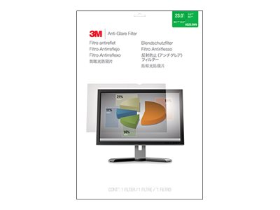 """3M TDSourcing AG23.0W9 - display anti-glare filter - 23"""" (LCD)"""
