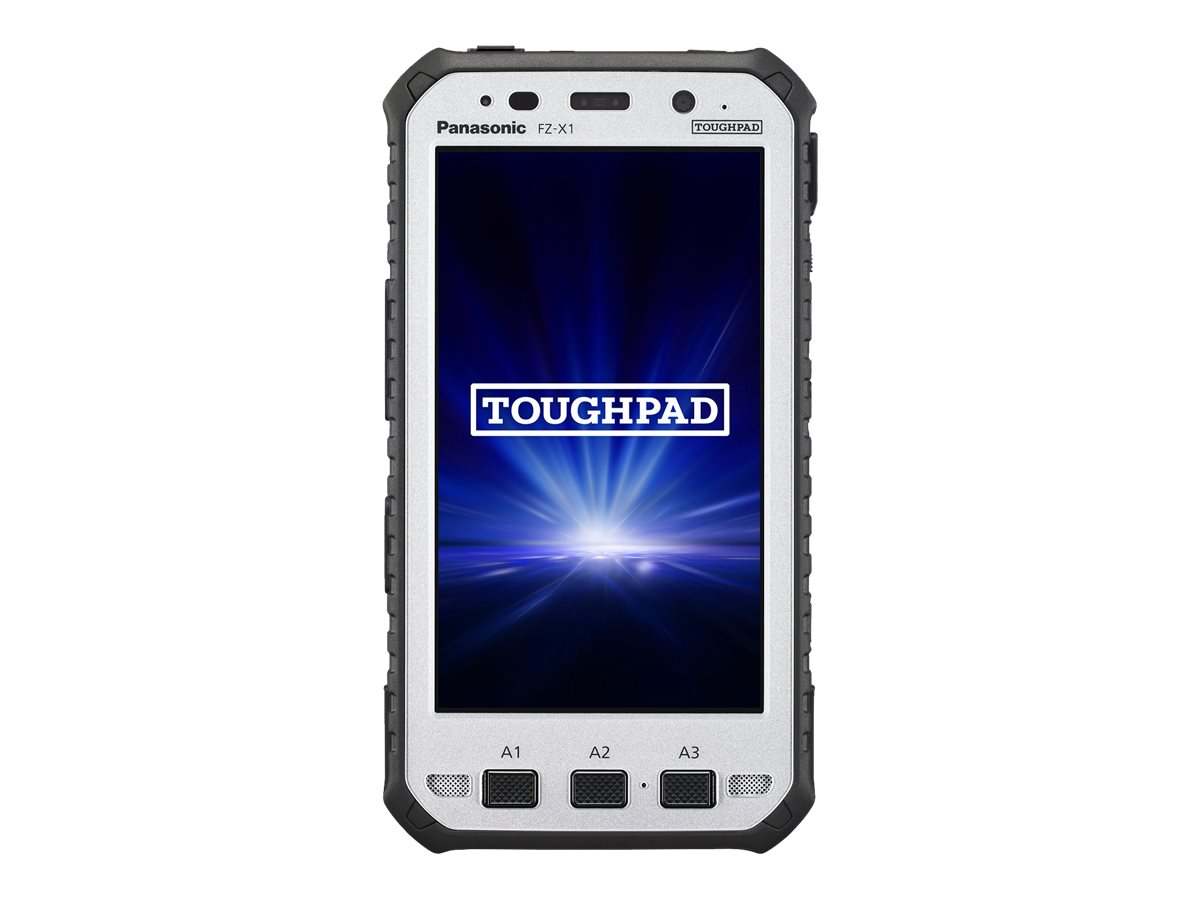 "Panasonic Toughpad FZ-X1 - data collection terminal - Android 5.1.1 (Lollipop) - 32 GB - 5"" - 3G, 4G - Verizon, AT&T - …"