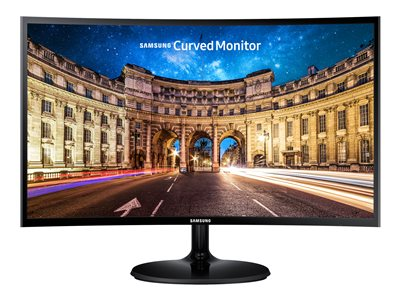 Samsung CF390 Series C24F390FHN LED monitor curved 24INCH (23.5INCH viewable)
