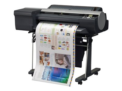 Canon imagePROGRAF iPF6400 24INCH large-format printer color ink-jet  USB,