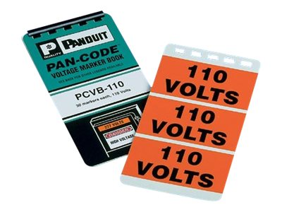 Panduit cable marker book