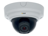 AXIS P3365-V - Network surveillance camera - PTZ - vandal-proof - colour (Day&Night) - 2 MP - 1920 x 1080 - audio - RGB - LAN 10/100 - MPEG-4, H.264 - PoE