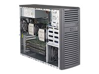 Supermicro SuperWorkstation 7038A-I Tower 4U no CPU RAM 0 GB no HDD GigE no OS