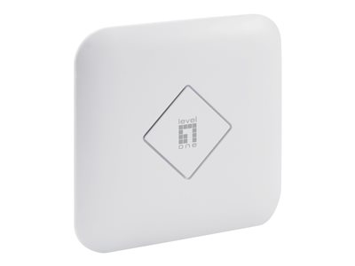 LevelOne WAP-8122 Wireless access point Wi-Fi Dual Band in-ceiling