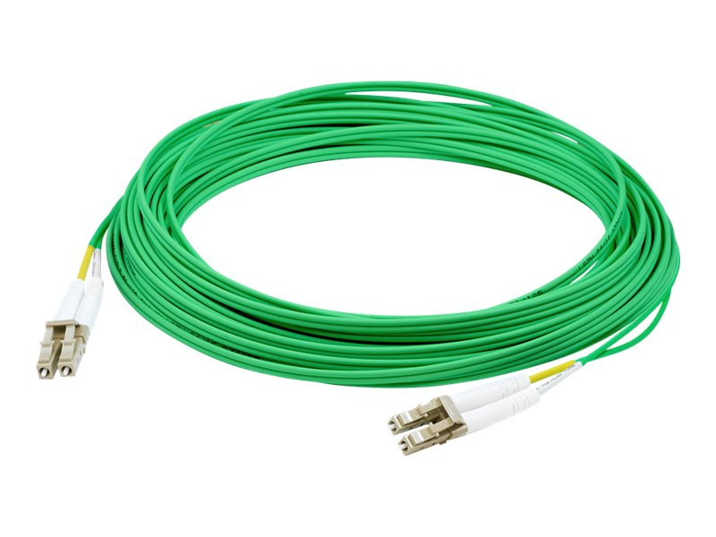 AddOn patch cable - 9 m - green